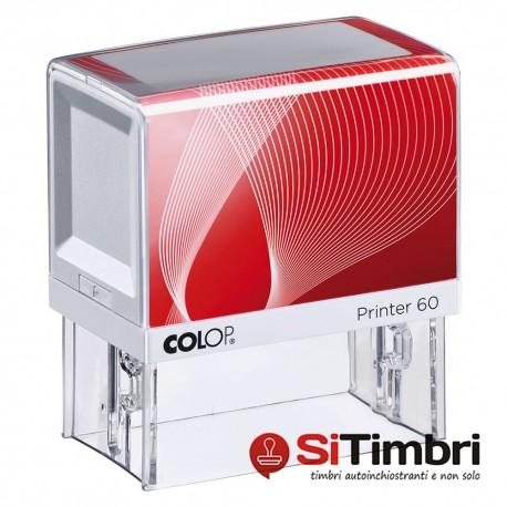 Colop Printer 60 - 37 x 76 mm.