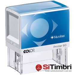 Microban Printer 60 - 37 x 76 mm.