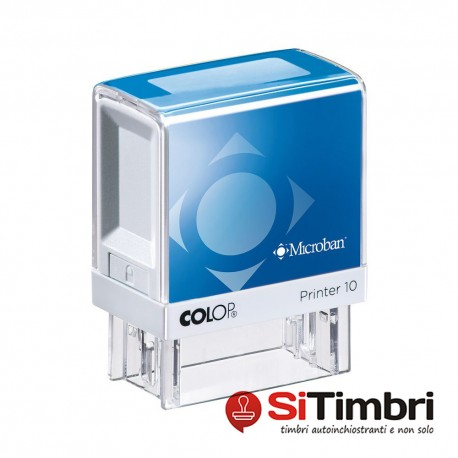 Microban Printer 10 - 10 x 27 mm.
