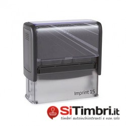 Trodat Imprint 15 - 70 x 25 mm.