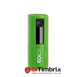 Pocket Stamp Plus 20 Green Line