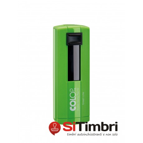Pocket Stamp Plus 40 Green Line